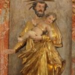 Hl. Josef mit dem Jesuskind